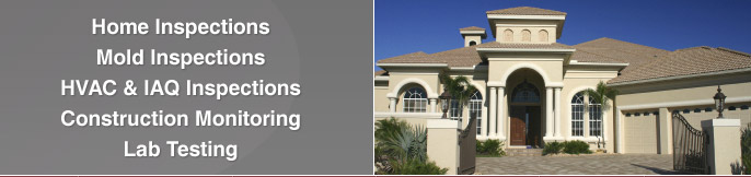 home inspections, mold inspections, ac inspections, duct cleaning